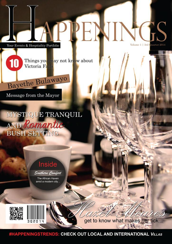 Happenings Magazine Volume 1