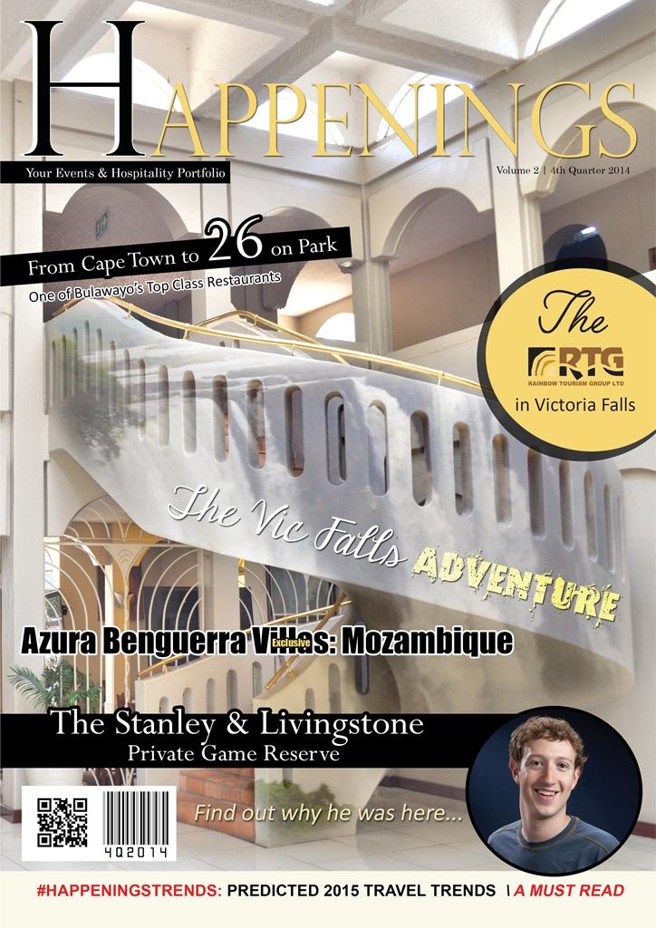Happenings Magazine Volume 2